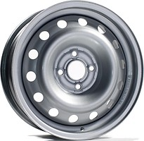Фото Steel Wheels Renault Logan (6x15/4x100 ET50 d60.1) Silver