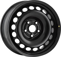 Фото Steel Wheels Volkswagen (6x15/5x100 ET38 d57.1) Black