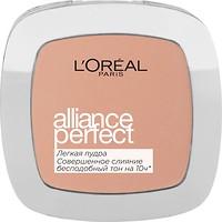 Фото L'Oreal Alliance Perfect Compact Powder D3 Светло-бежевый