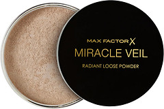 Фото Max Factor Miracle Veil Loose Powder Transparent