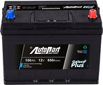 Фото Autopart Galaxy Plus Japan 100 Ah (0) (600-032)