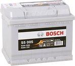 Фото Bosch S5 Silver Plus 63 Ah (S5 005)