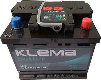 Klema Better 6СТ-50 (0)