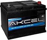 Аккумуляторы для авто Akcel