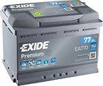 Фото Exide Premium 77 Ah (EA770)