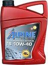 Фото Alpine TS 10W-40 4 л