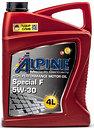Масла автомобильные Alpine