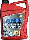 Фото Alpine MF 10W-40 4 л
