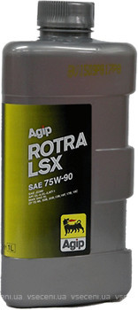 Фото Agip ROTRA LSX GL-4/5 75W-90 1 л