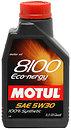 Фото Motul 8100 Eco-nergy 5W-30 1 л (812301)