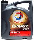 Фото Total Quartz 9000 5W-40 4 л
