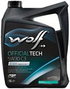 Фото Wolf Official Tech 5W-30 C3 5 л