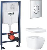 Фото Grohe Euro Ceramic 3932800H + Grohe Rapid SL 38721001