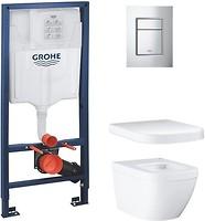 Фото Grohe Euro Ceramic 3932800H + Grohe Rapid SL 39501000