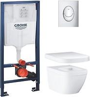 Фото Grohe Euro Ceramic 3932800H + Grohe Rapid SL 39503000