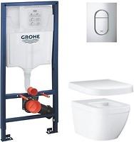 Фото Grohe Euro Ceramic 3932800H + Grohe Rapid SL 39504000