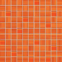 Фото Tubadzin мозаика Wave Orange 30x30