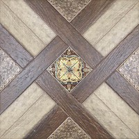 Фото Dual Gres плитка напольная Castle Caoba 45x45