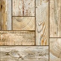 Фото Inter Cerama плитка напольная Bale светло-коричневая 43x43