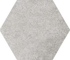 Фото Equipe Ceramicas плитка Hexatile Cement Grey 17.5x20