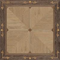 Фото Golden Tile плитка напольная Valencia коричневая 40x40 (1А7870)