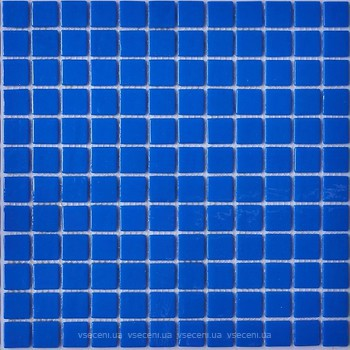 Фото AquaMo мозаика Monocolor Blue 31.7x31.7 (MK25103)