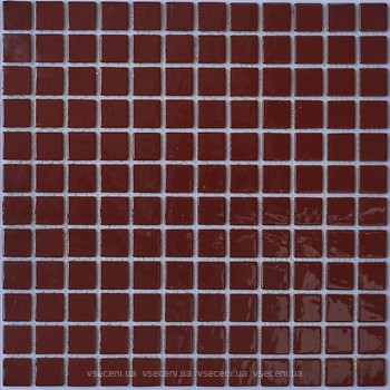 Фото AquaMo мозаика Monocolor Brown 31.7x31.7 (MK25108)