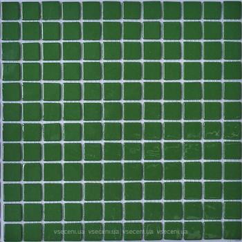 Фото AquaMo мозаика Monocolor Olive 31.7x31.7 (MK25114)