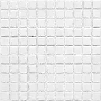 Фото AquaMo мозаика Monocolor Super White 31.7x31.7 (MK25105)