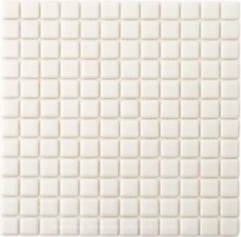 Фото AquaMo мозаика Monocolor White 31.7x31.7 (MK25101)