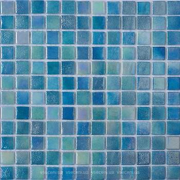 Фото AquaMo мозаика Присыпка Перламутр Blue Worn 31.7x31.7 (PWPL)