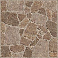 Фото Golden Tile плитка напольная Cortile коричневая 40x40 (2F7830)