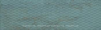 Фото Aparici плитка настенная Metallic Plate Green 29.7x99.5