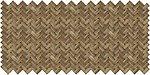 Фото Регул листовая панель1030x495x4 мм Косичка Орех (179о)