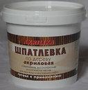 Шпаклевка (шпатлевка) Akrilika