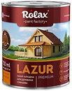 Фото Ролакс лазурь Premium №107 палисандр 2.5 л