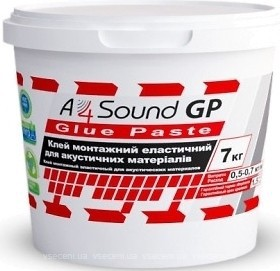 Фото A4Sound Glue Paste 7 кг