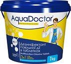 Дезинфицирующие и очистные средства для бассейнов, прудов, фонтанов AquaDoctor