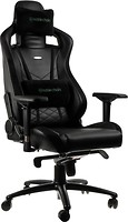 Фото Noblechairs Epic Black/Green