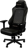 Фото Noblechairs Hero Black/Gold