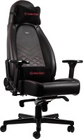 Фото Noblechairs Icon Black/Red