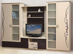 Фото Світ меблів Сакура со шкафом