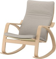 Фото IKEA Поэнг Книса Кресло-качалка 792.866.98