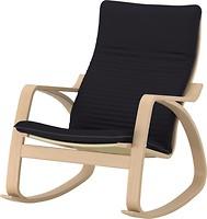 Фото IKEA Поэнг Книса Кресло-качалка 692.866.89