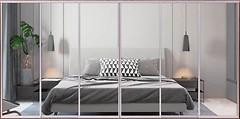 Фото Nika Мебель Шкаф-купе шестидверный Стандарт Зеркало+Зеркало+Зеркало+Зеркало+Зеркало+Зеркало 500x60x240