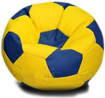 Фото Bel.i.v Мяч Yellow-Blue XL