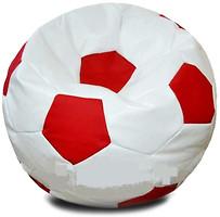 Фото Bel.i.v Мяч White-Red XL