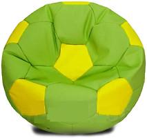 Фото Bel.i.v Мяч Green-Yellow XL