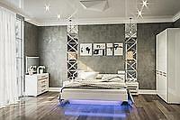 Фото Світ меблів Спальня Бьянко 1.6