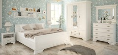 Фото Мебель-сервис Спальня Ирис 3Д